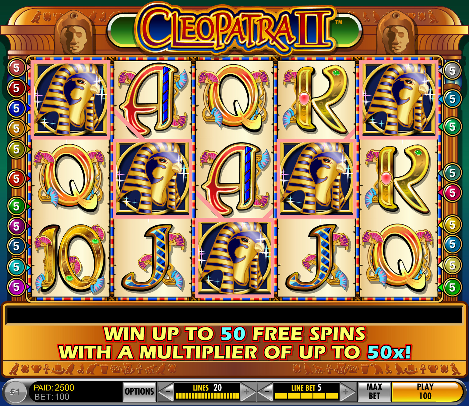 Free online casino slots games for fun